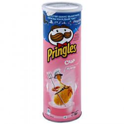 Чипсы картофельные Pringles со вкусом Краба 165г