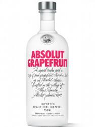 Горiлка ABSOLUT GrapeFruit (0,7)