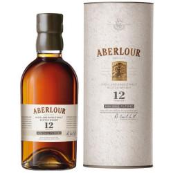 Виски Aberlour 12 YO 0,7 + ТУБУС