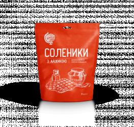 СОЛЕНИКИ С АДЖИКОЙ (шт. - 85 Г)