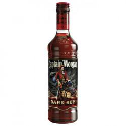 Ром Captain Morgan Dark (0,7)