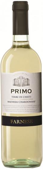 "Вино ИТАЛИЯ Farnese ""Primo"" Malvasia-Chardonnay белое сухое (0,75 л)"