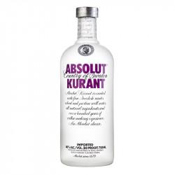 Горiлка ABSOLUT Kurant (0,7 л)