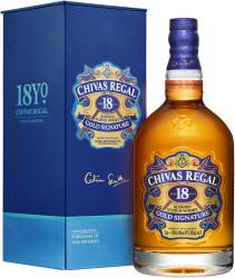 Віскі Chivas Regal 18 YO (0,7 л)