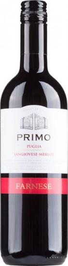 "Вино ИТАЛИЯ Farnese ""Primo"" Sangiovese-Merlot красное сухое (0,75 л)"