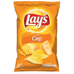 "Чипсы ""Lays"" сыр  (шт. 133 г)"
