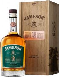 Віскі Jameson 18 pLim Res в кор. (0,7 л)