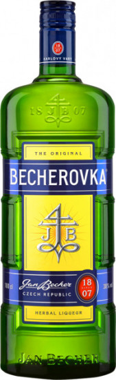 Ликёрная настойка на травах Becherovka (0,7 л)