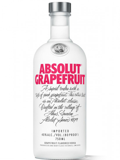 Водка ABSOLUT GrapeFruit (0,7)