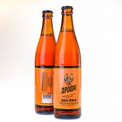 "Пиво ""Відень Преміум"" фильтрованное СТЕКЛО (0,5)"