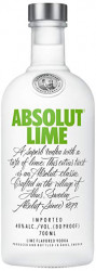 Горiлка ABSOLUT Lime (0,7 л)