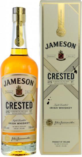 Виски Jameson Crested в кор. (0,7 л)