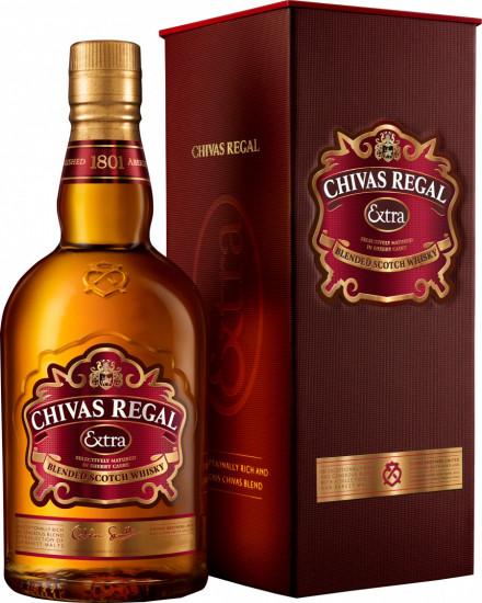Виски Chivas Regal Extra (0,7 л)