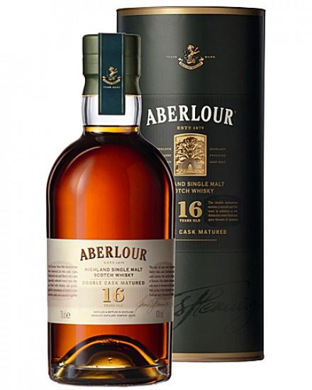 Виски Aberlour 16 YO 0,7 + ТУБУС