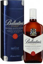 Виски Ballantine`s Finest в мет 0,7