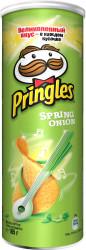 Чипсы Pringles со вкусом Зелёного лука 165 г