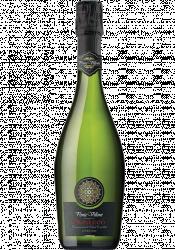 Вино ИТАЛИЯ игристое Ponte Villoni Prosecco Spumante Extra Dry белое екстра сухое (0,75)